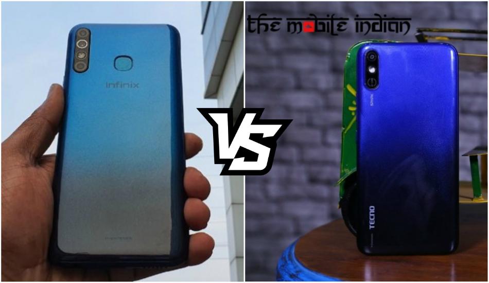 Infinix Hot 8 vs Tecno Spark Go: The Best entry-level phone?