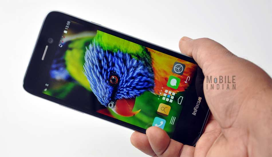 InFocus M350 review: Not everything is great about it