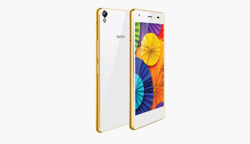 Intex Aqua Ace launched with 4G/LTE, 3GB RAM for Rs 12,999