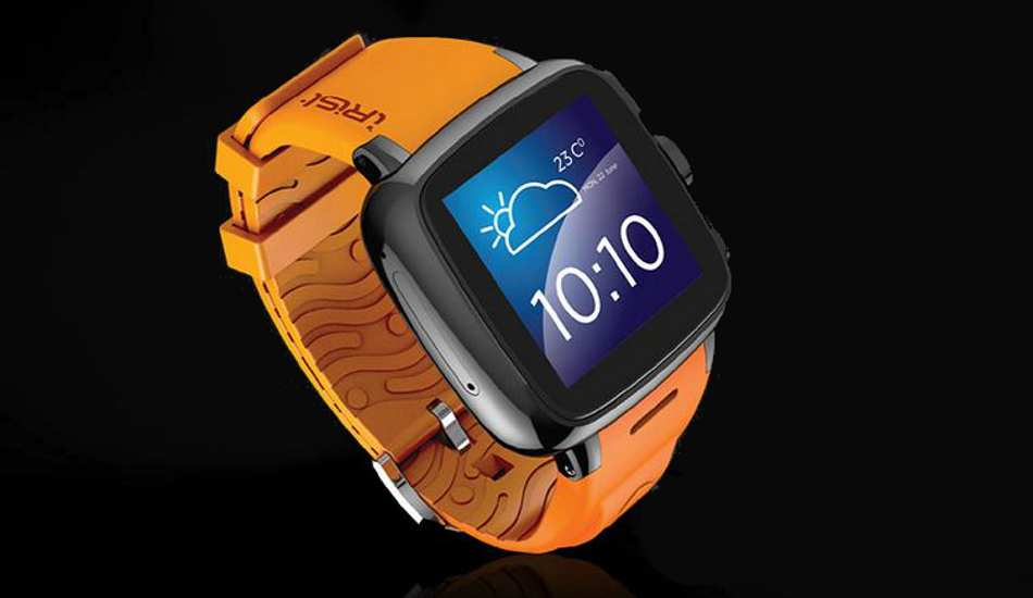 Intex iRist smartwatch launched at Rs 11,999 with 5 MP camera, 3G, voice calling