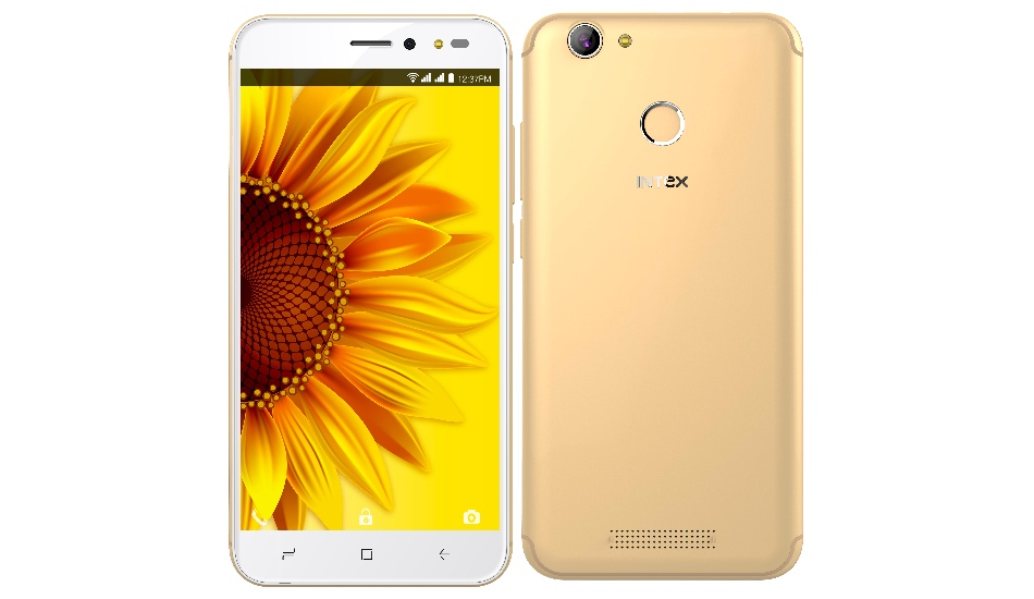 Intex UDAY launched at Rs 7,999, comes with 4G VoLTE Support and Fingerprint Scanner