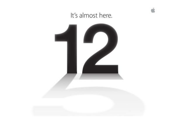 Apple to unveil the iPhone 5 on Sept 12
