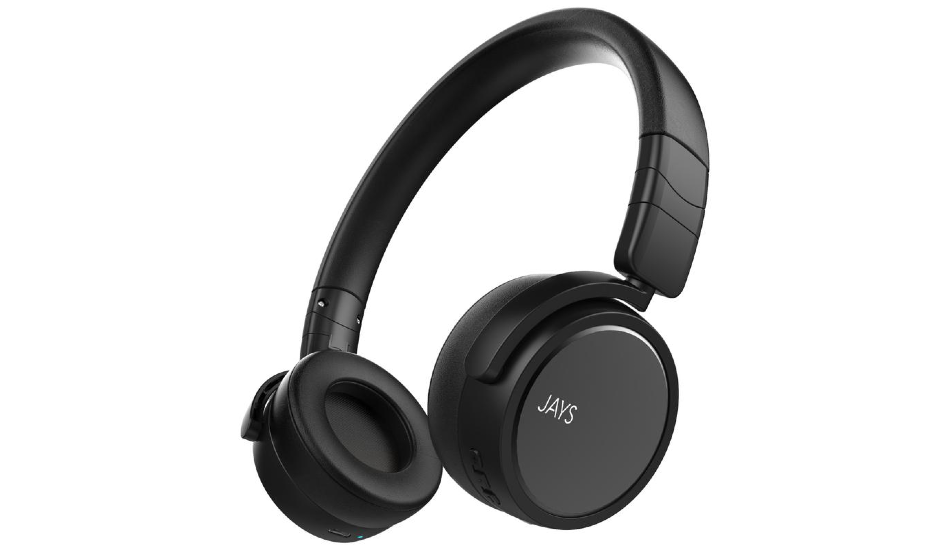JAYS x-Five Wireless headphones launched for Rs 3,999