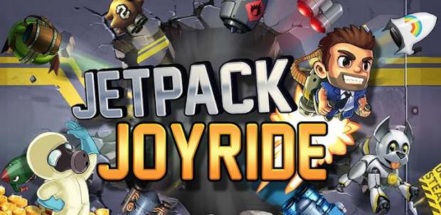 Jetpack Joyride now available at the Google Play Store