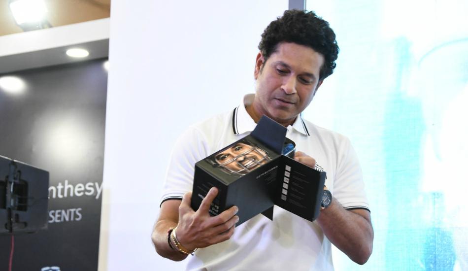 Sachin Tendulkar launches India's first Multiplayer VR Cricket Game