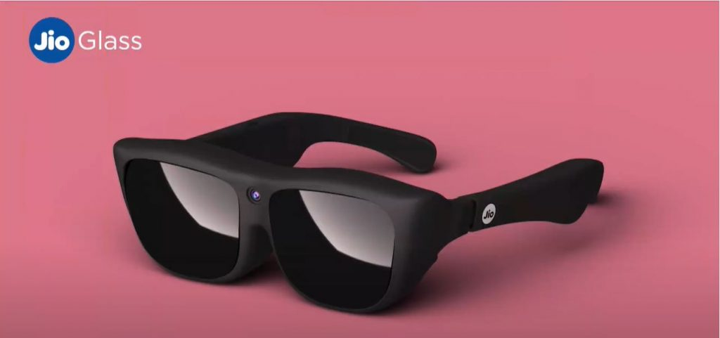 Reliance Jio launches Jio Glass mixed-reality glasses