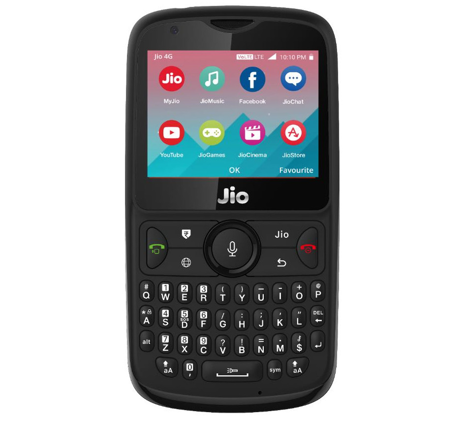 Jio Phone 2 feature phone available at an EMI of Rs 141 per month