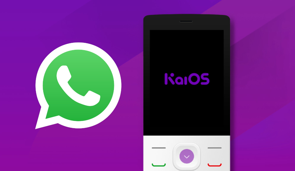 WhatsApp lands on KaiOS-running feature phones