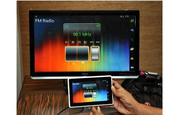 Hands on: Karbonn Agnee L tablet