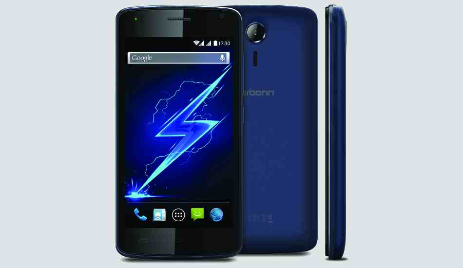 Karbonn Alfa A120 with massive 3000 mAh battery launched at Rs 4,590