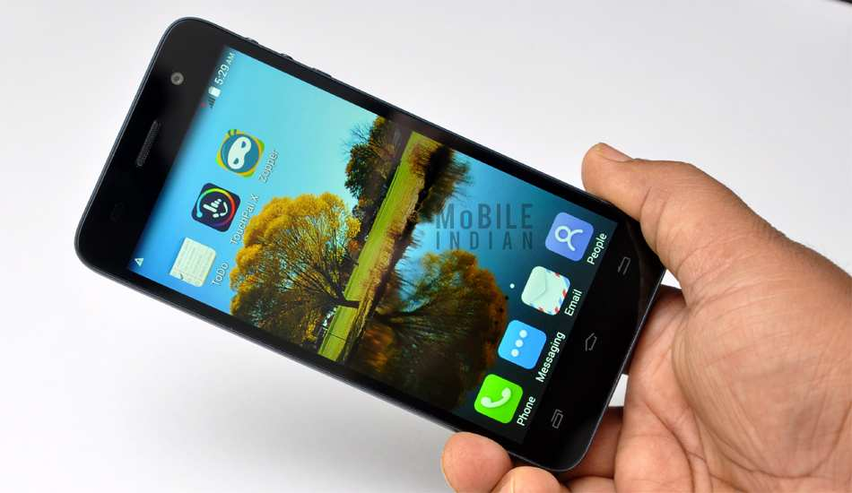 Karbonn Titanium Mach Two Review: Scores high with glass body, 8 MP front camera