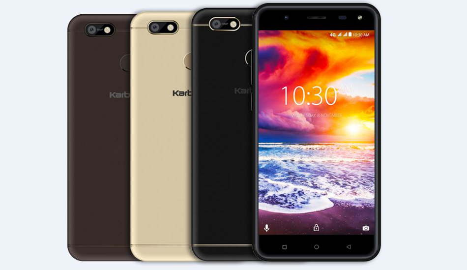 Karbonn Titanium Jumbo 2 with 4000 mAh battery and 13MP rear camera launched for Rs 5,999