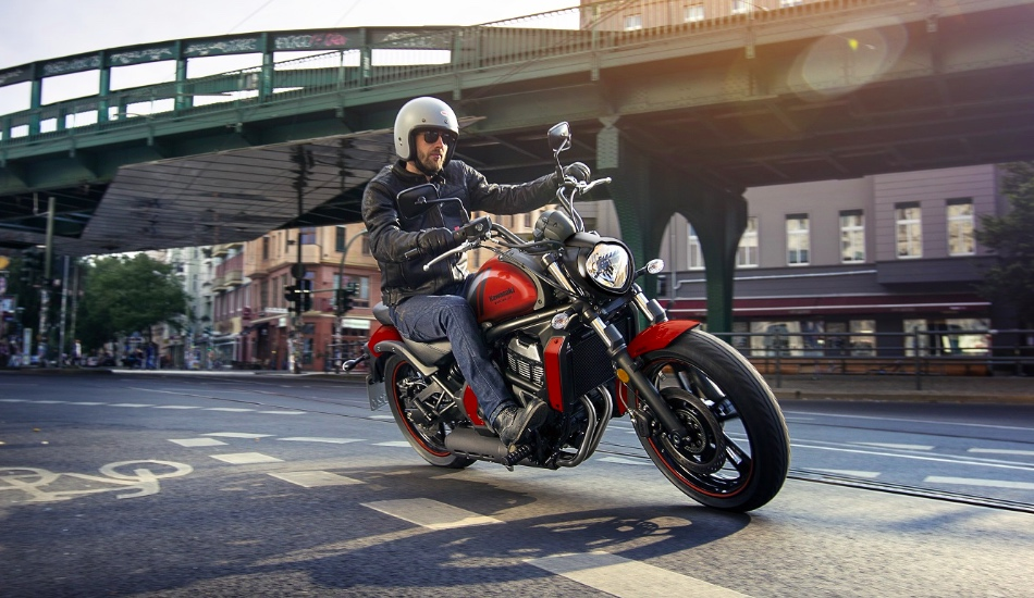 Kawasaki Vulcan S Pearl Lava Orange colour variant launched in India at Rs 5.58 Lakh