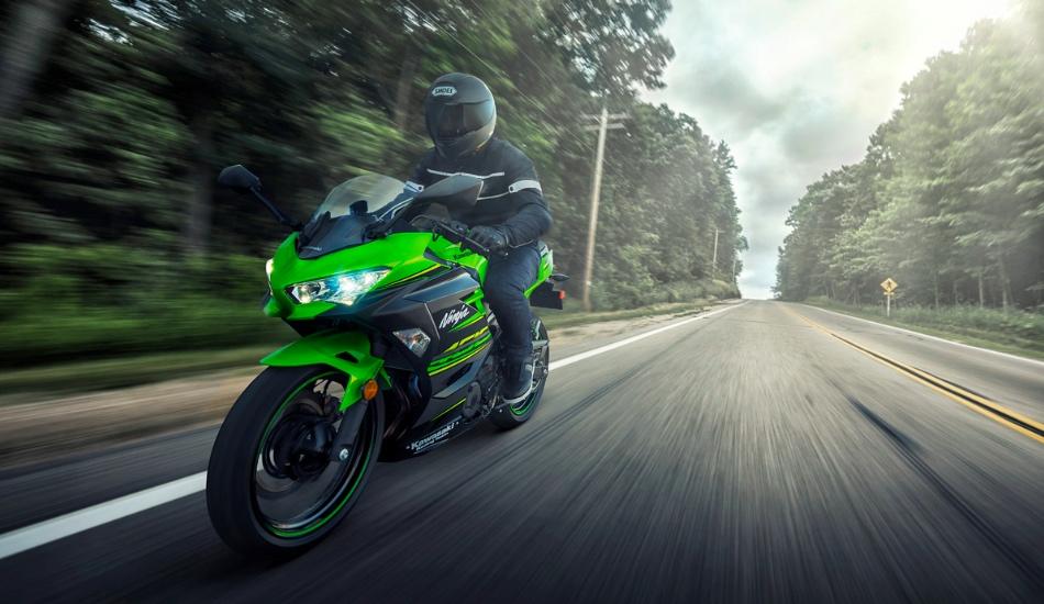 Kawasaki Ninja 400 launched in India at a price tag of Rs 4.69 lakh