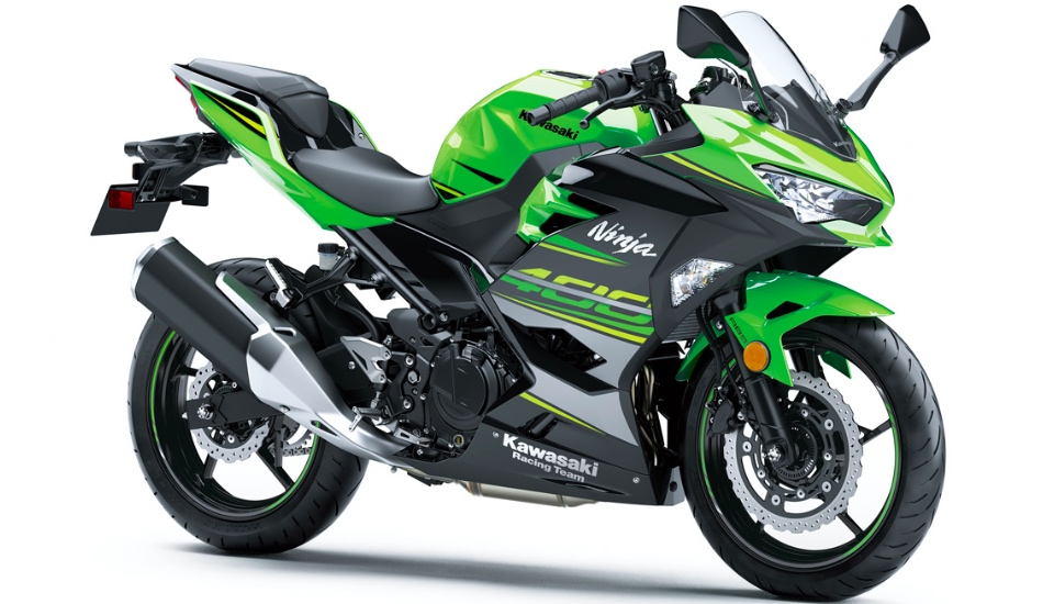 Kawasaki Ninja 400 in Pictures