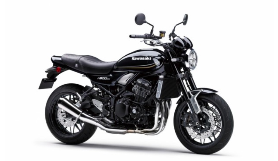 Kawasaki Z900RS  Black colour variant launched in India at Rs 15.3 Lakh