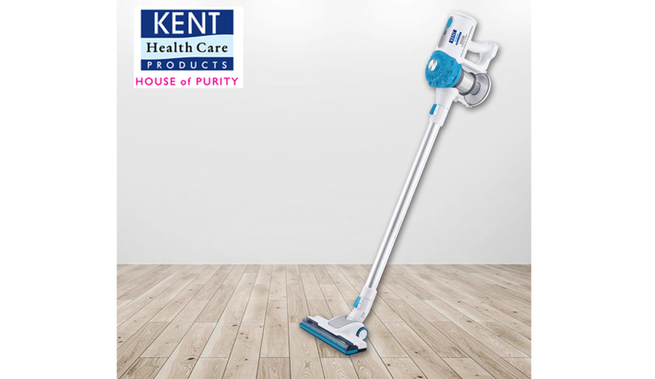 KENT ZOOM Cordless and Hose less Vacuum Cleaner launched in India for Rs 14,999
