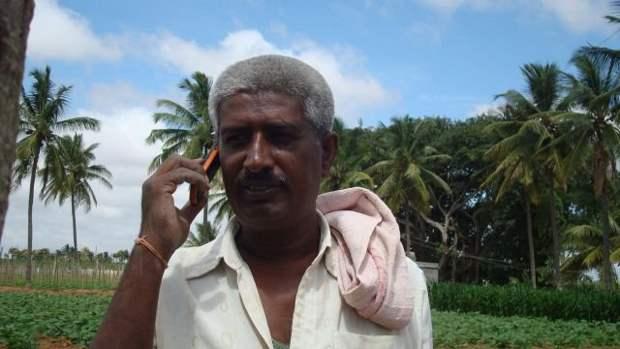 New tech allows controlling irrigation pump through mobiles
