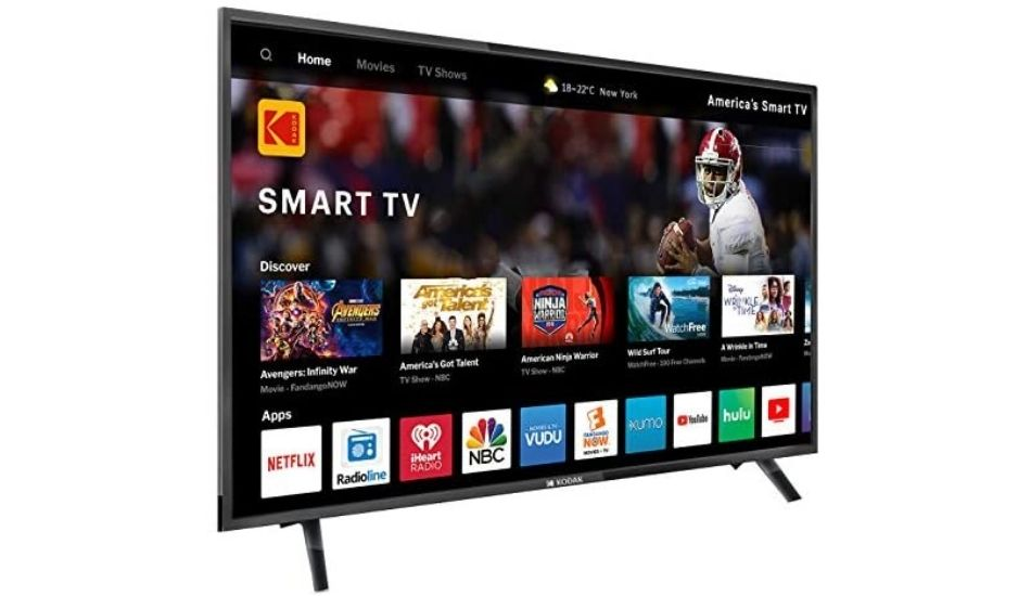 Kodak discounts multiple TVs on Flipkart's Big Savings Day Sale