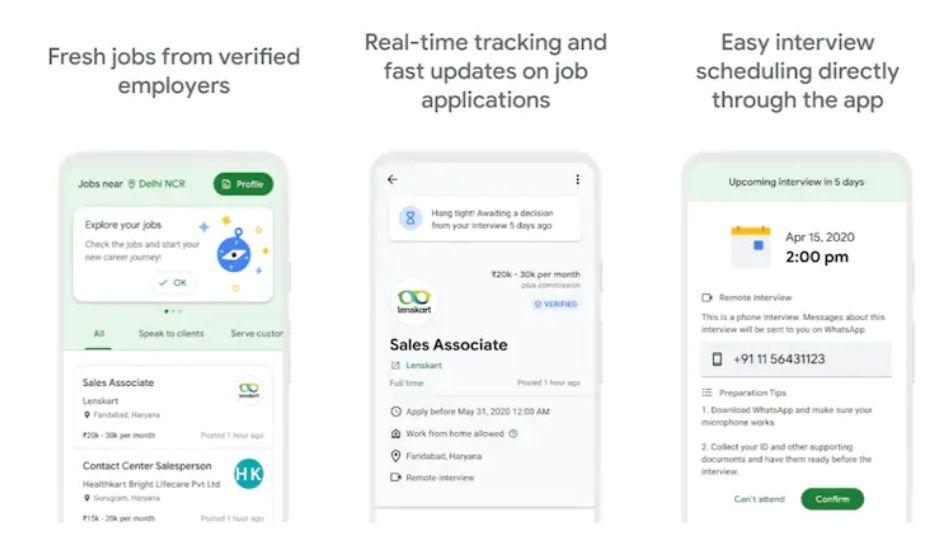 What is Google Kormo Jobs?
