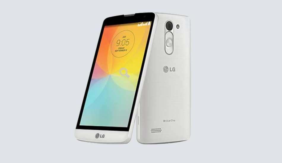LG L Bello with LG G3 like design, Android KitKat launched in India for Rs 18,500