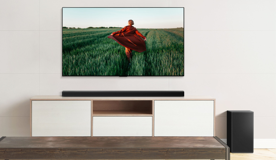 LG 2021 range of soundbars with Dolby Atmos and AI features announced