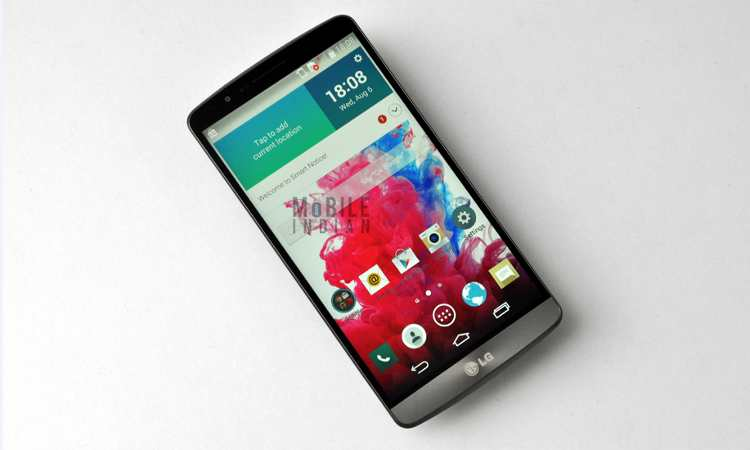 LG G3 (32 GB) Review: The best minus the beauty