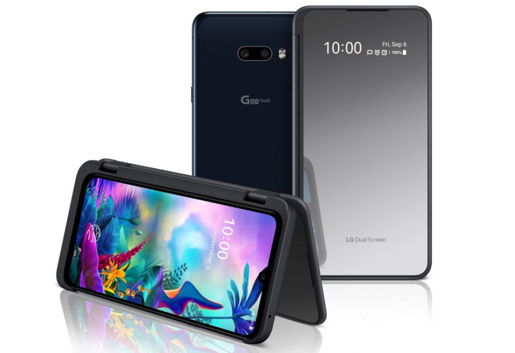 LG G8X ThinQ now receiving Android 10 with LG UX 9.0 in India