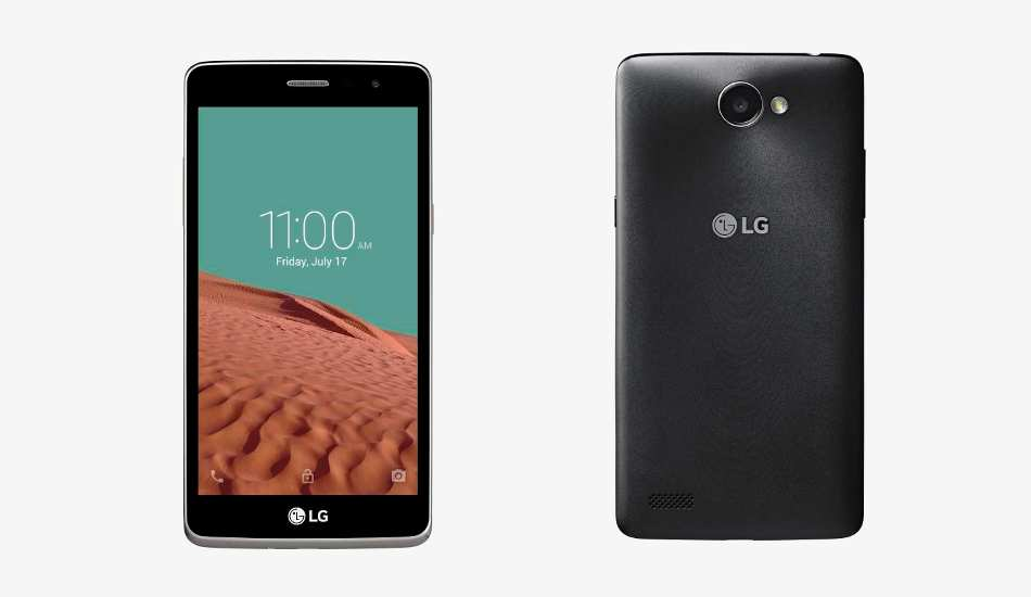 LG Max launched in India for Rs 10,990