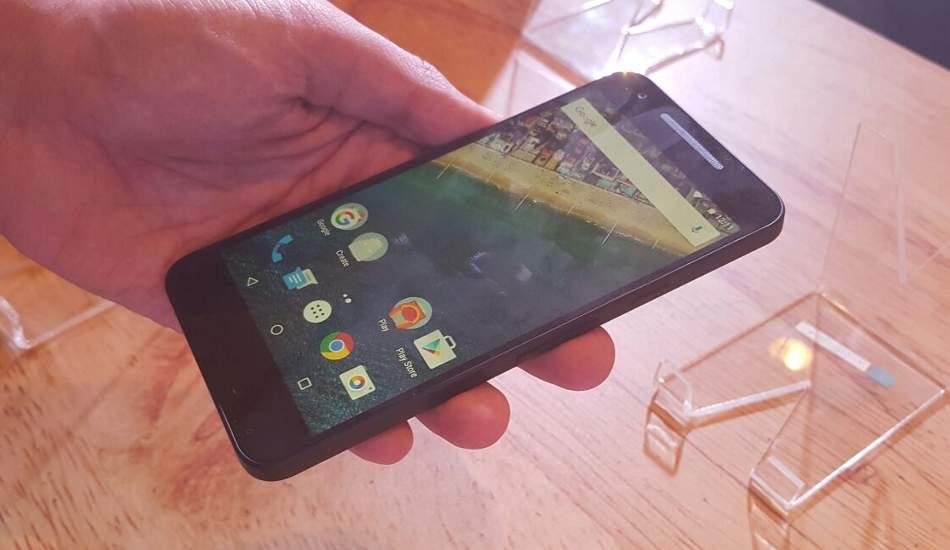 LG Nexus 5X in pics