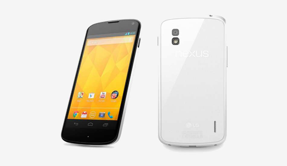 Deal alert: LG Nexus 4 available for just Rs 9,999!