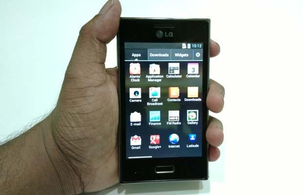 Mobile review: LG Optimus L5