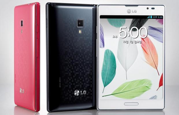LG Optimus Vu 2 officially announced