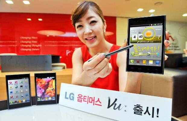 LG Optimus G, Nexus, L9 coming to India next month