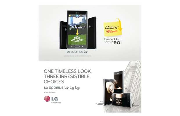 LG QuickMemo feature coming to Optimus L3, L5 and L7