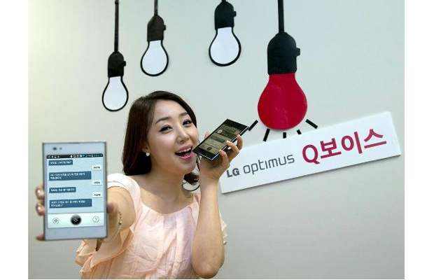 LG's Siri-like Q Voice due in early 2013