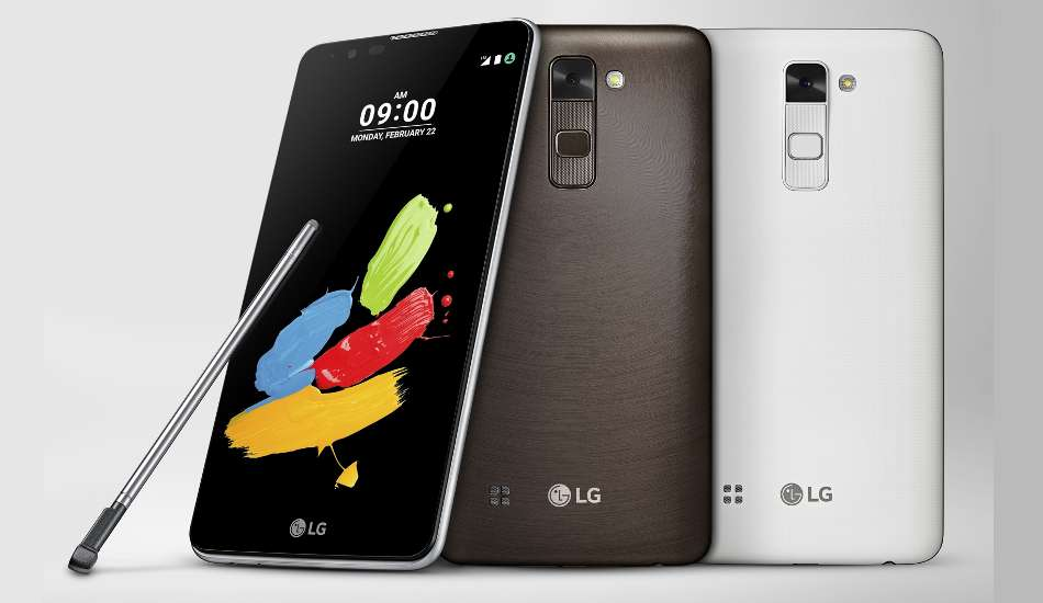 LG Stylo 2 Plus spotted with Android 7.0 Nougat