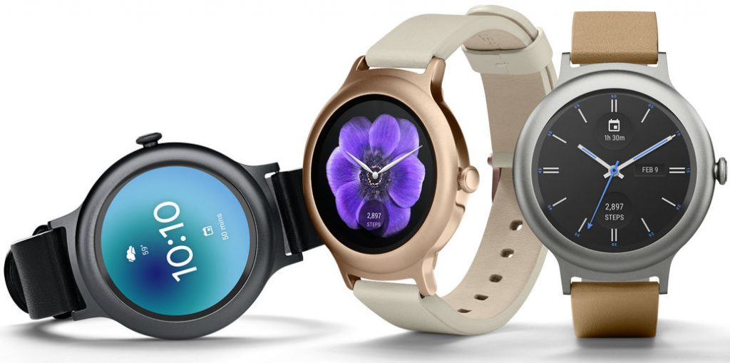 LG Watch Style and Watch Sport with Android Wear 2.0 and Water Resistance announced