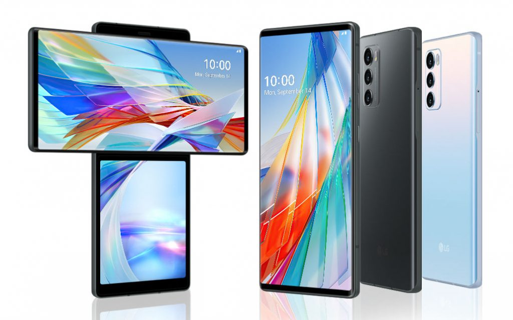 LG Wing with a rotating display launched in India