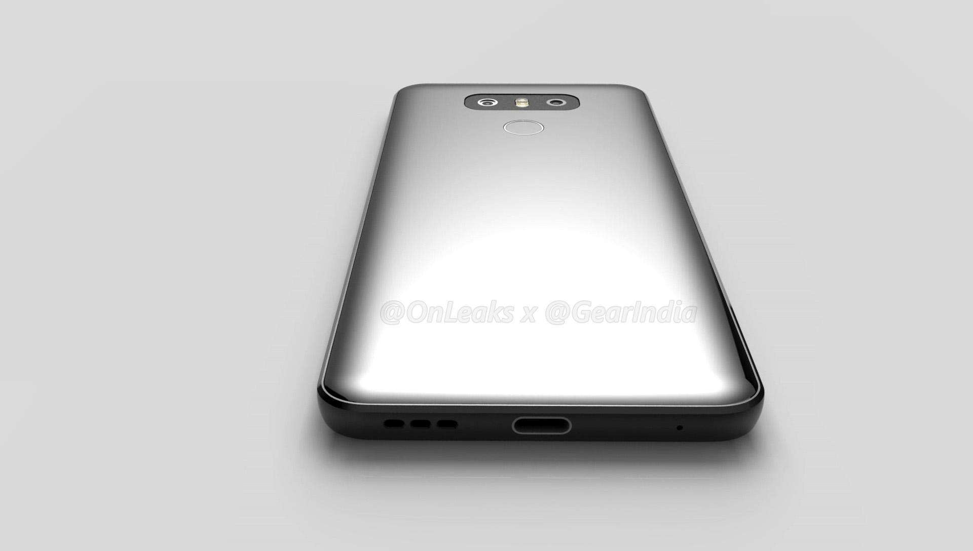 LG G6 to sport dual 13-megapixel camera set up at the back