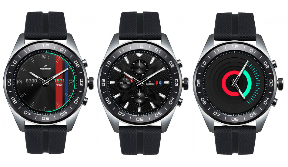 LG unveils Watch W7 Hybrid Wear OS smartwatch with Quartz movement