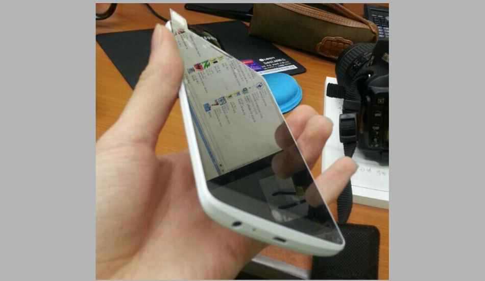 More LG G3 images spotted online