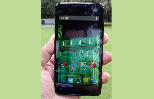 Lava Iris 504q Android smartphone review