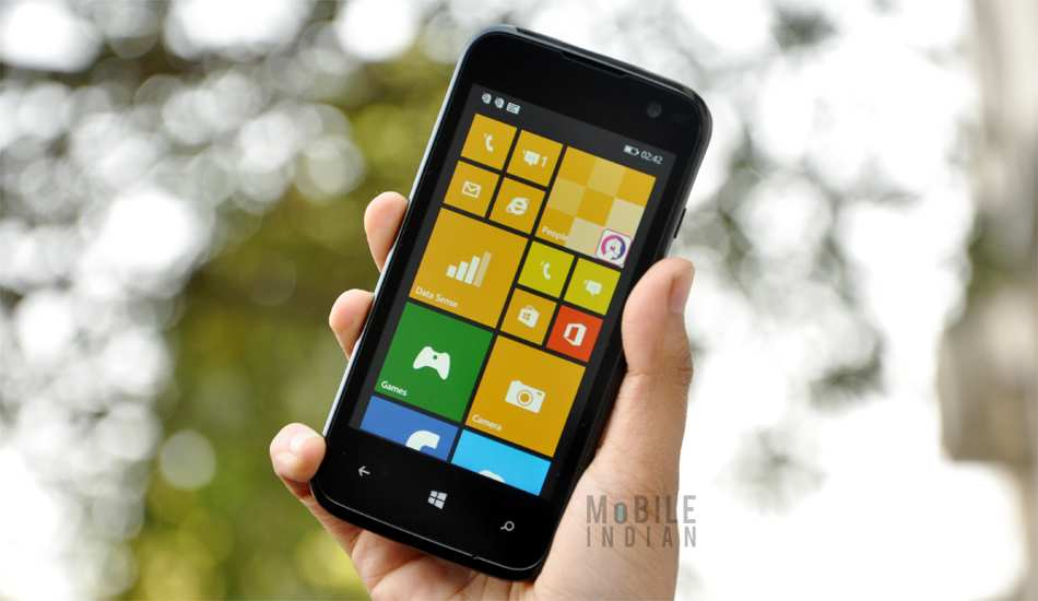 Lava Iris Win1 review: A device for first-time smartphone users