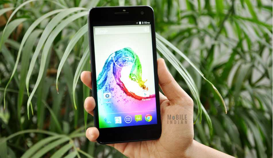 Lava Iris X5 Review: Undoubtedly Made For Selfies