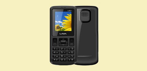 Lava L661 CDMA phone launched with unlimited MTS talk offer
