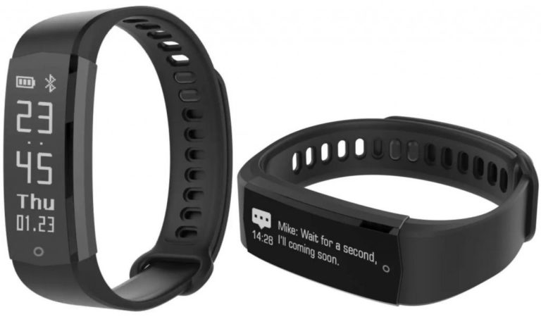 Lenovo HX06 Active Smartband launched in India for Rs 1,299