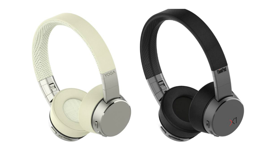 Lenovo's first active noise cancelling X1 ANC, Yoga ANC headphones launched