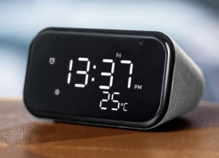 Lenovo launches Smart Clock Essential with Google Assistant in India