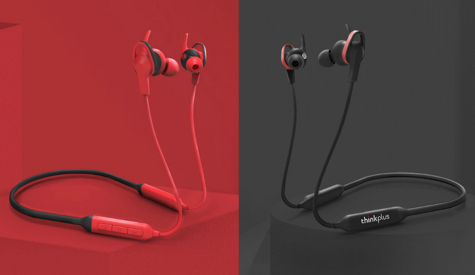 Lenovo introduces Thinkplus Pods One wireless earphones with IPX5 water resistance